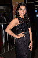 Wamiqa Gabbi in a sleeveless Black Designer Transparent Gown at 64th Jio Filmfare Awards South ~  Exclusive 001.JPG]
